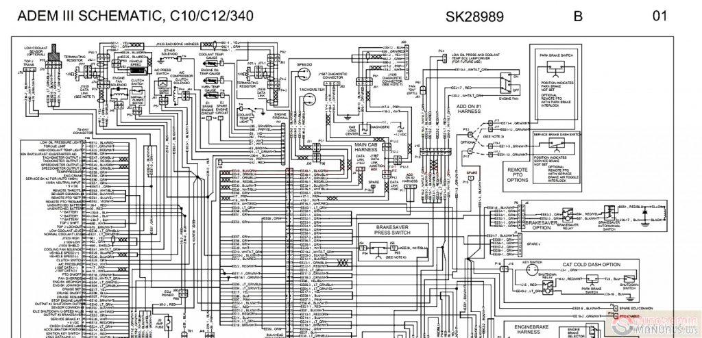 98 peterbilt 379 wiring diagram  1957 thunderbird power