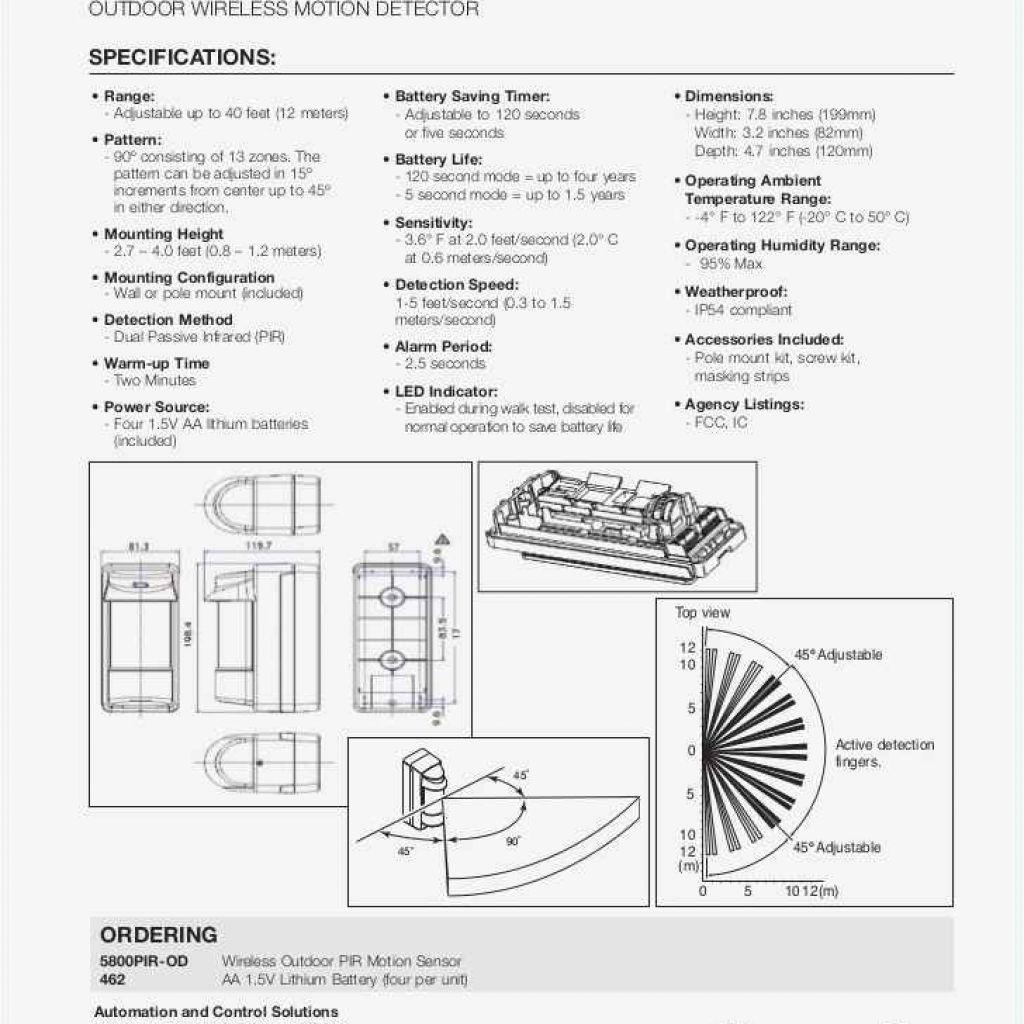 X 10 Motion Detector Wiring Diagram | Wiring Diagram - Wiring A Motion Sensor Light Diagram