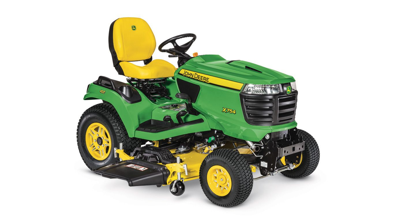 X754 Signature Series Lawn Tractor - New Riding Lawn Mowers - John Deere Z425 Wiring Diagram