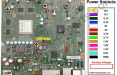 Xbox 360 Power Supply Wiring Diagram