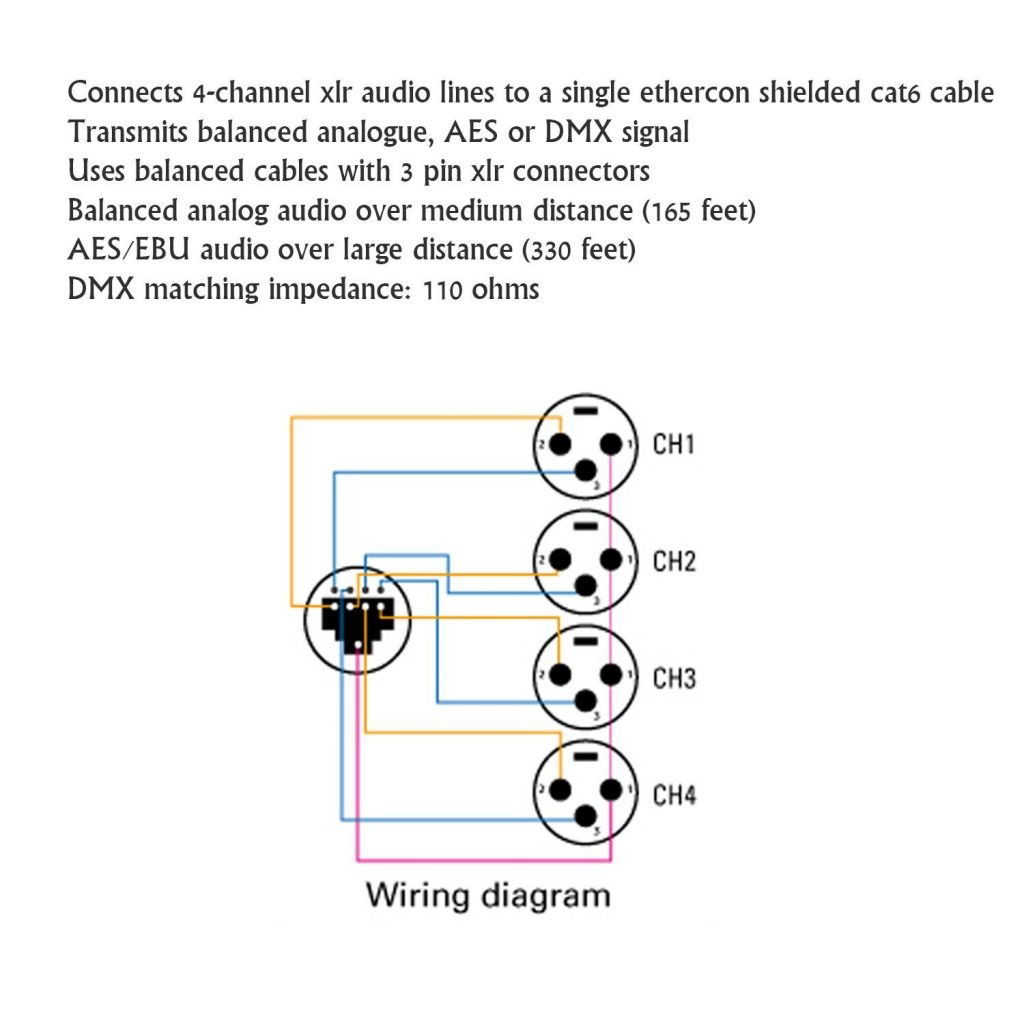 Xlr Wiring Diagram