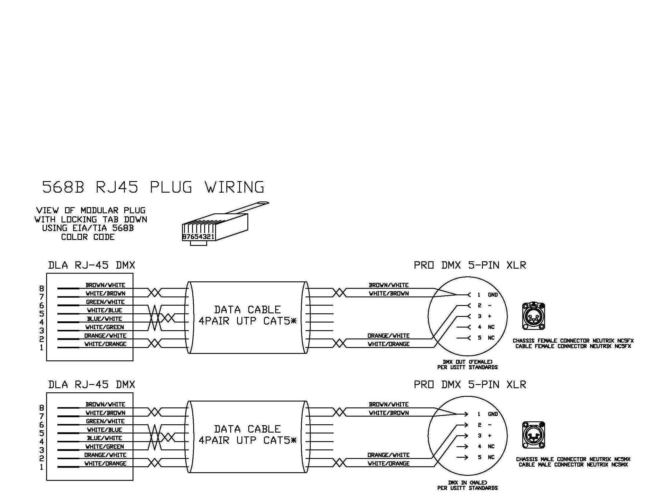 Xlr To Rj45 Wiring Diagram. Xlr. Electrical Wiring Diagrams | Cables - Xlr Wiring Diagram