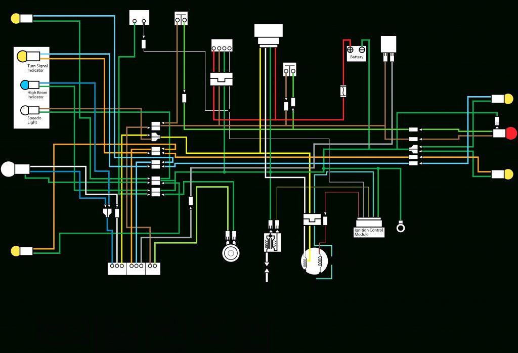 Xr600 Wiring Diagram - Volovets - Honda Motorcycle Wiring ...
