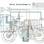 Xs650: 71 Xs1B Wiring Diagram | Thexscafe   Xs650 Wiring Diagram