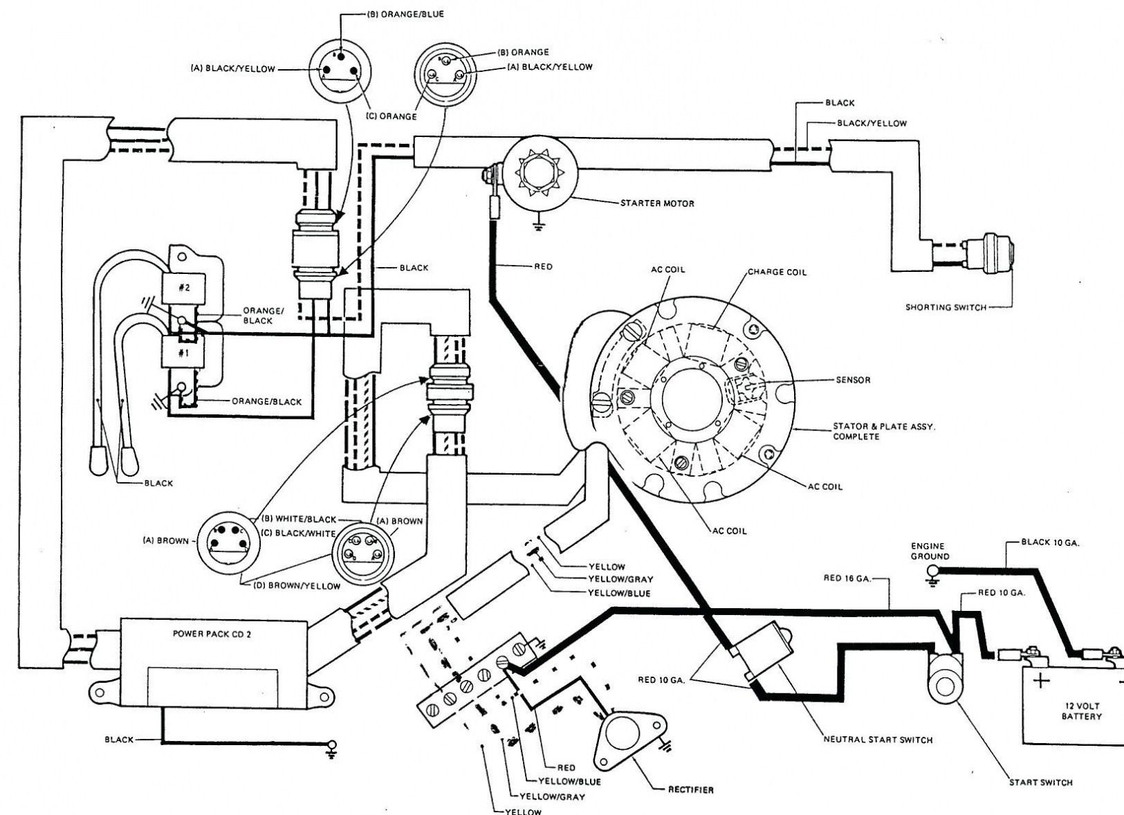 Yamaha 40 Outboard Wiring Diagram | Wiring Diagram - Yamaha Outboard Wiring Diagram Pdf