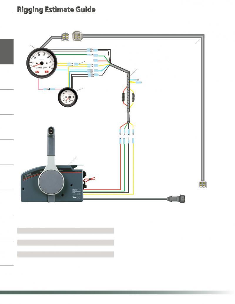 Yamaha 703 Control Wiring Diagram | Wiring Diagram - Yamaha 703 Remote Control Wiring Diagram
