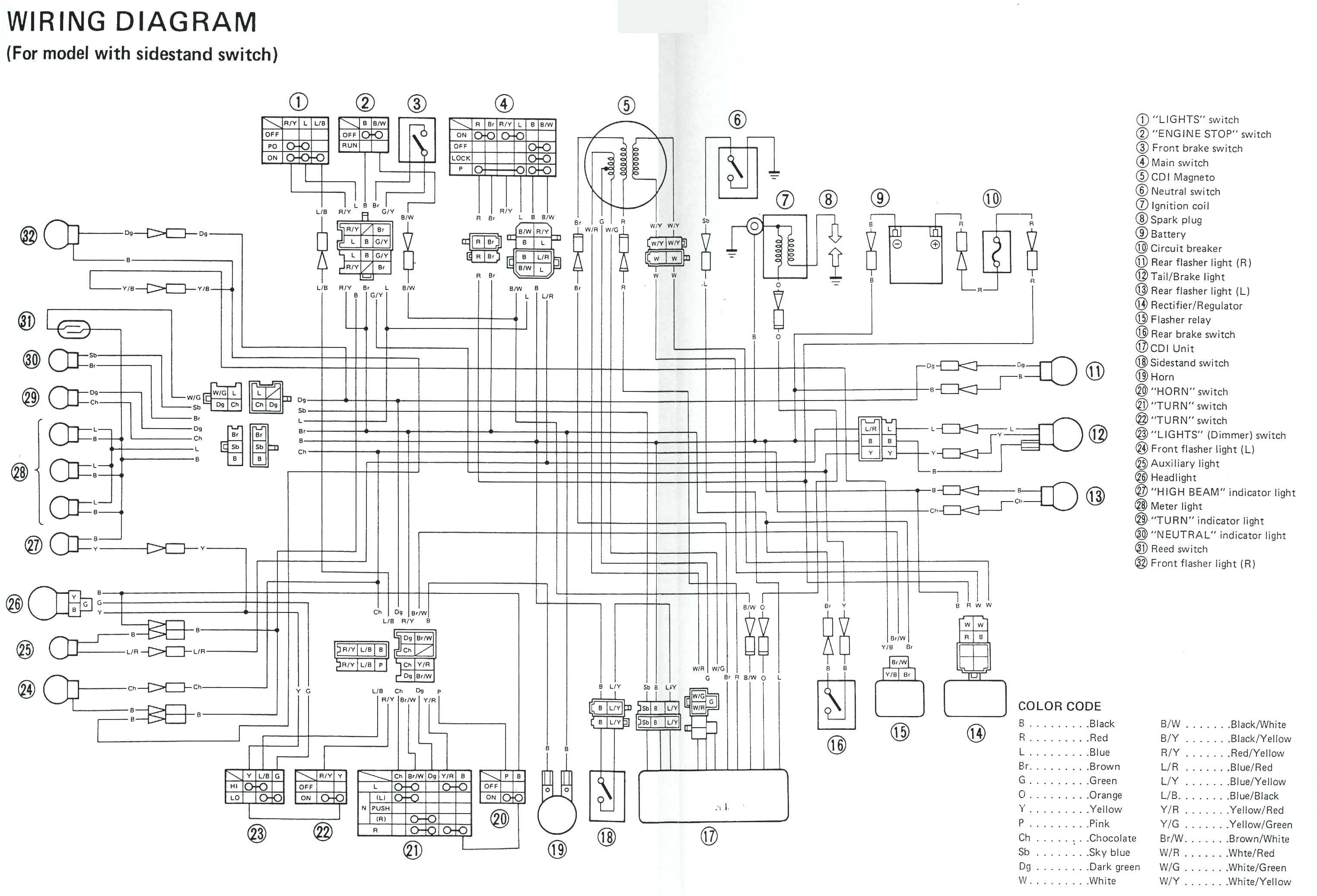 Yamaha 703 Remote Outboard Control Wiring Diagram
