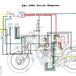 Yamaha Xs650 Wiring Harness Diagram | Manual E Books   Xs650 Wiring Diagram