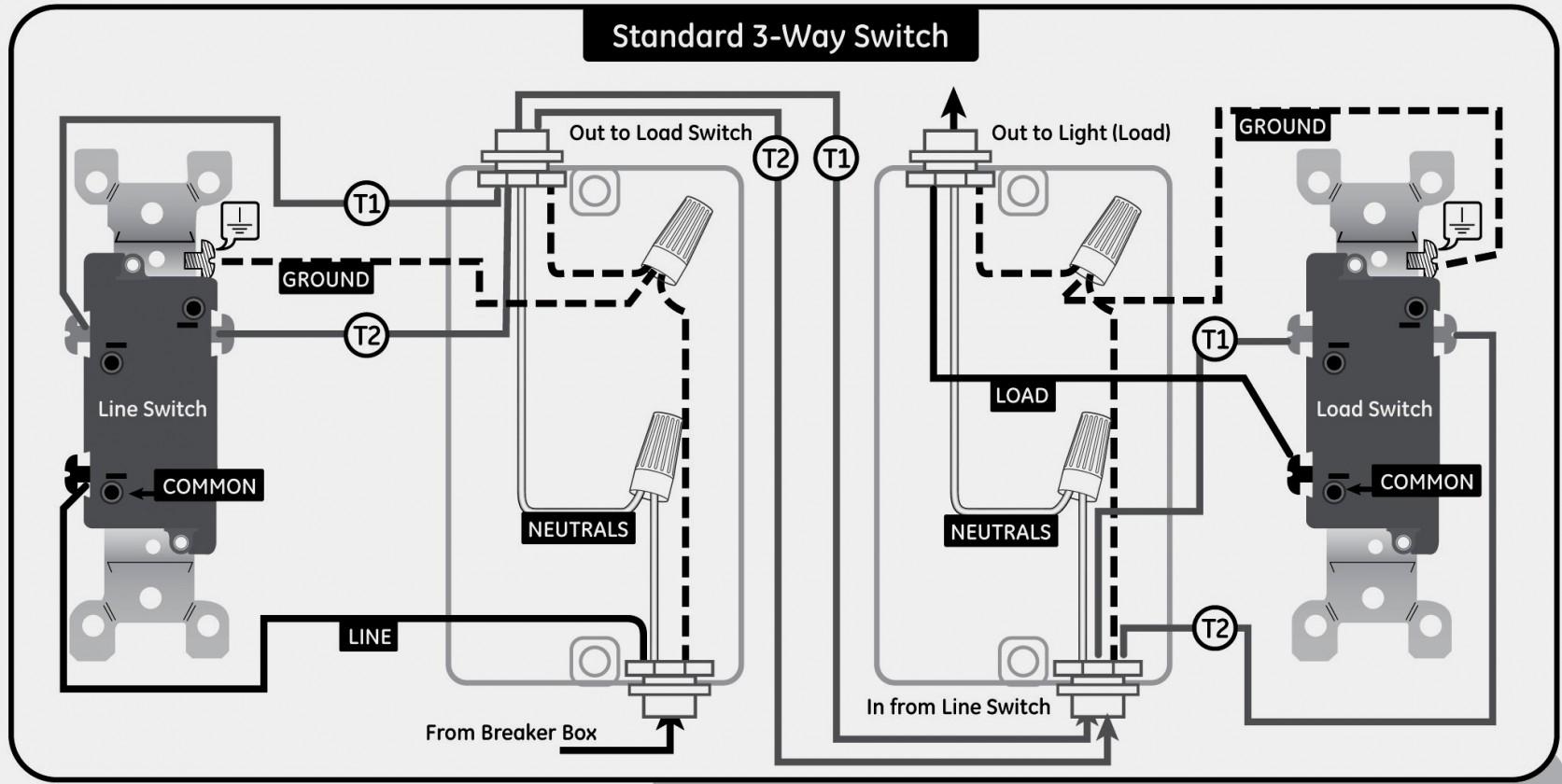 Z Wave Three Way Switch Wiring Diagram | Wiring Diagram - Ge Z Wave 3 Way Switch Wiring Diagram