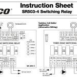 Zone Valve Wiring Installation & Instructions: Guide To Heating   Taco Zone Valve Wiring Diagram